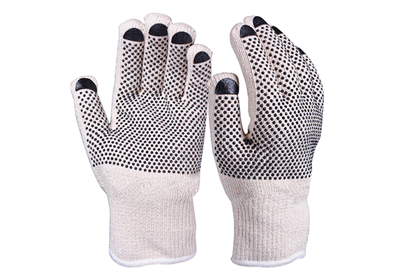 String Knit Safety Work Gloves/SKG-15