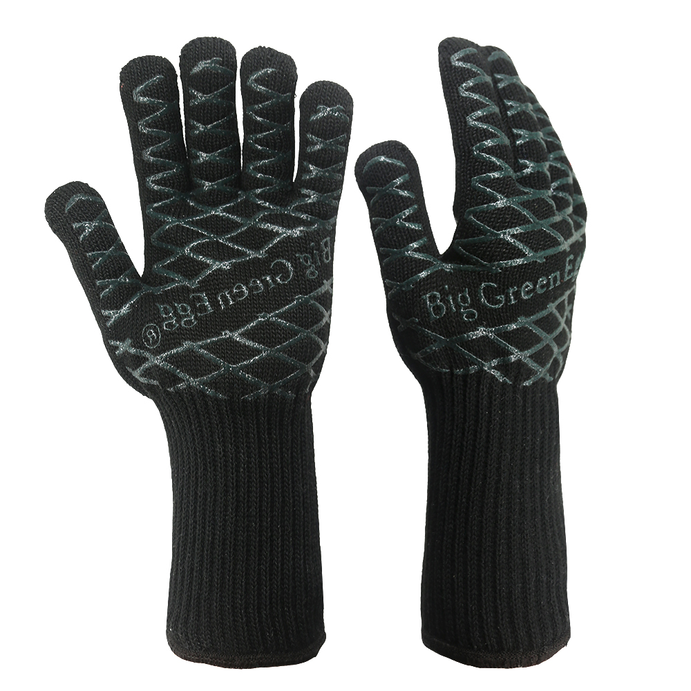 Long Cuff Heat Resistant Safety Gloves/HRG-19