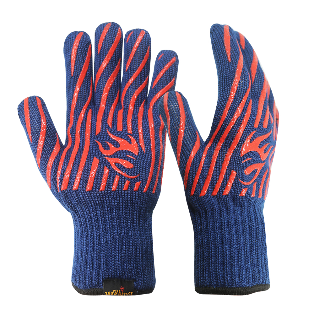Short Cuff Heat Resistant Safety Gloves/HRG-23