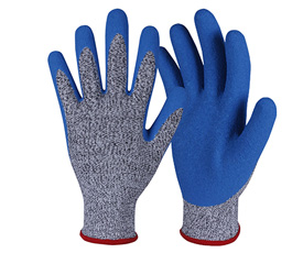 The Advantages Of Latex Coated Gloves