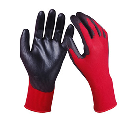 The Pros Of PU Coated Gloves