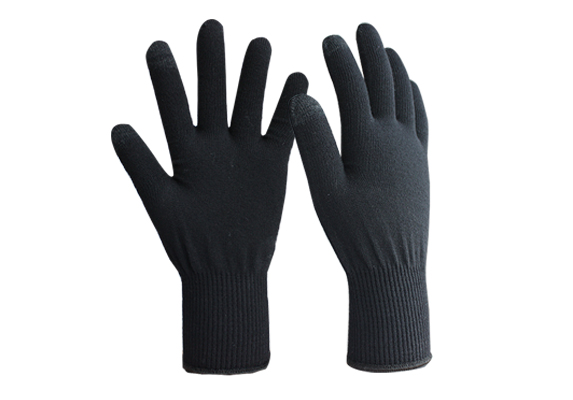 13G Thermolite Yarn Touch Screen Glove