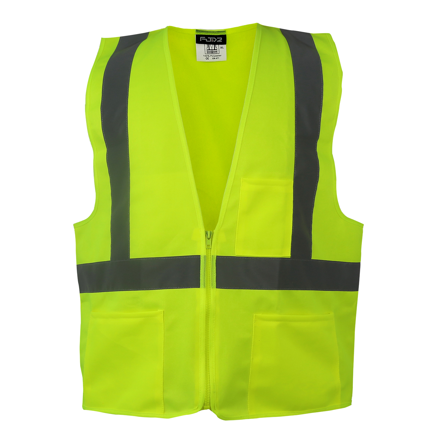 High-Visibility Class 2 Vest/#9005
