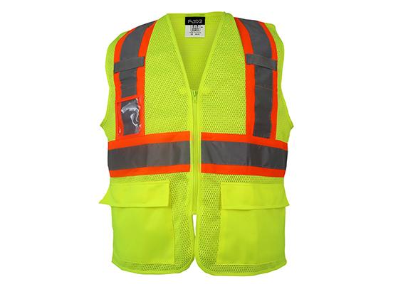 High-Visibility Tone Vest/#9009