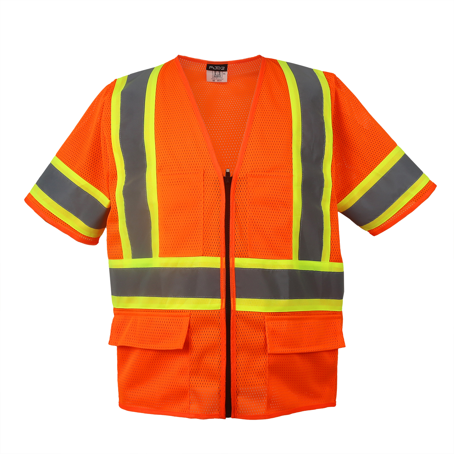 High-Visibility Class 3 Vest/#9020