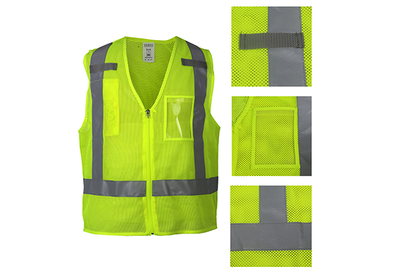 High-Visibility Class 2 Vest/#9003
