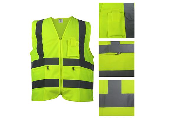 High-Visibility Class 2 Vest/#9004