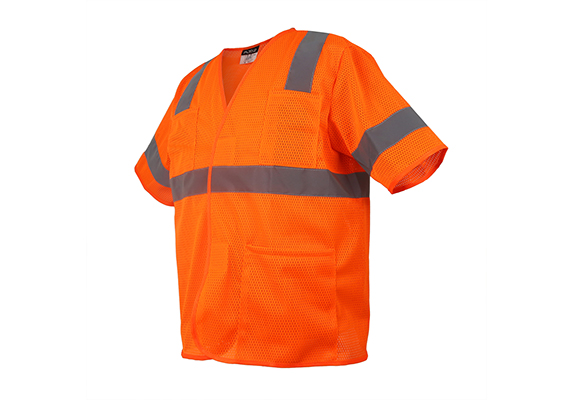 High-Visibility Class 3 Vest/#9019