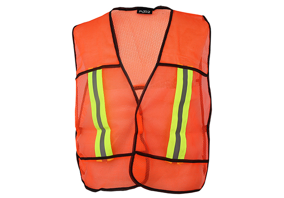 High-Visibility Class 3 Vest/#9024