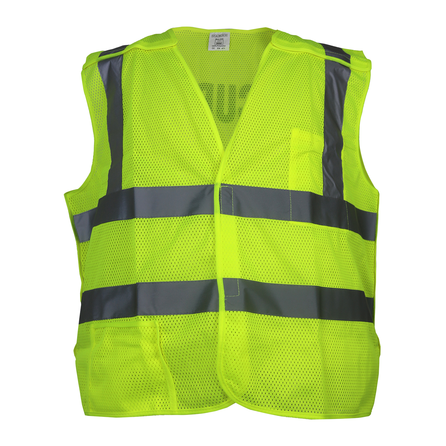 High-Visibility Class 2 Vest/#9004