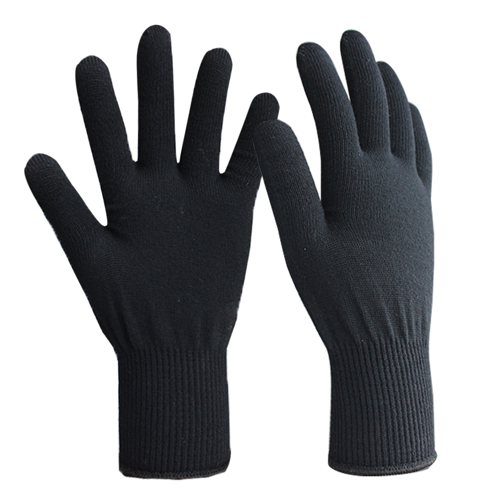 Merino Wool Yarn Glove 13G/MWG-002