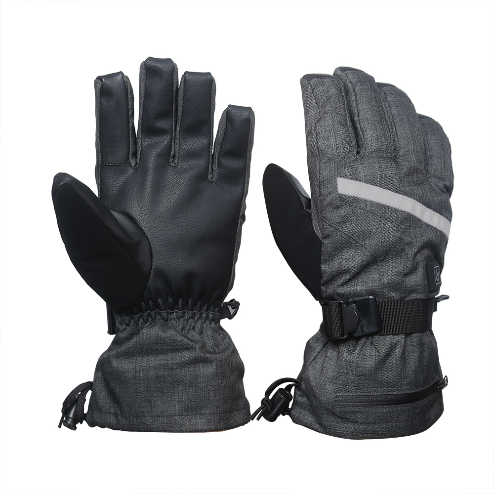 Electric Heated Gloves with Rechargeable Battery Temperature Control/EHG-001