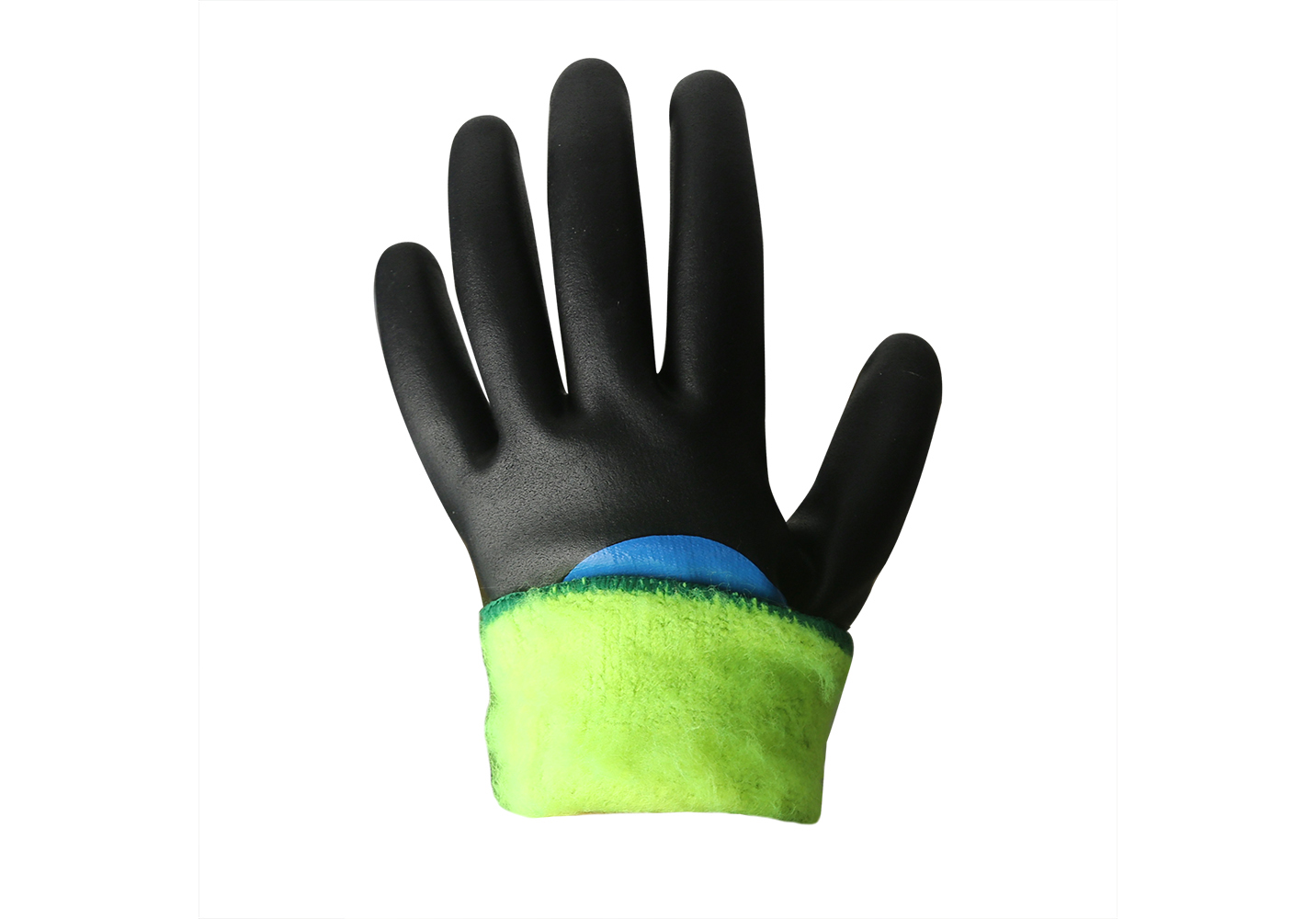 Nitrile Coated Safety Work Gloves/NCG-041