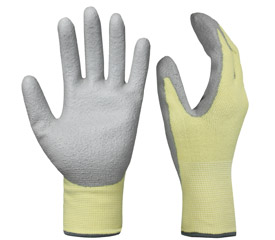 Performance of PU Coated Safety Work Gloves
