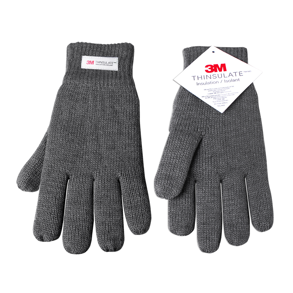Double Layer 3M Thinsulate Thermal Insulated Lined Gloves/IWG-012-B
