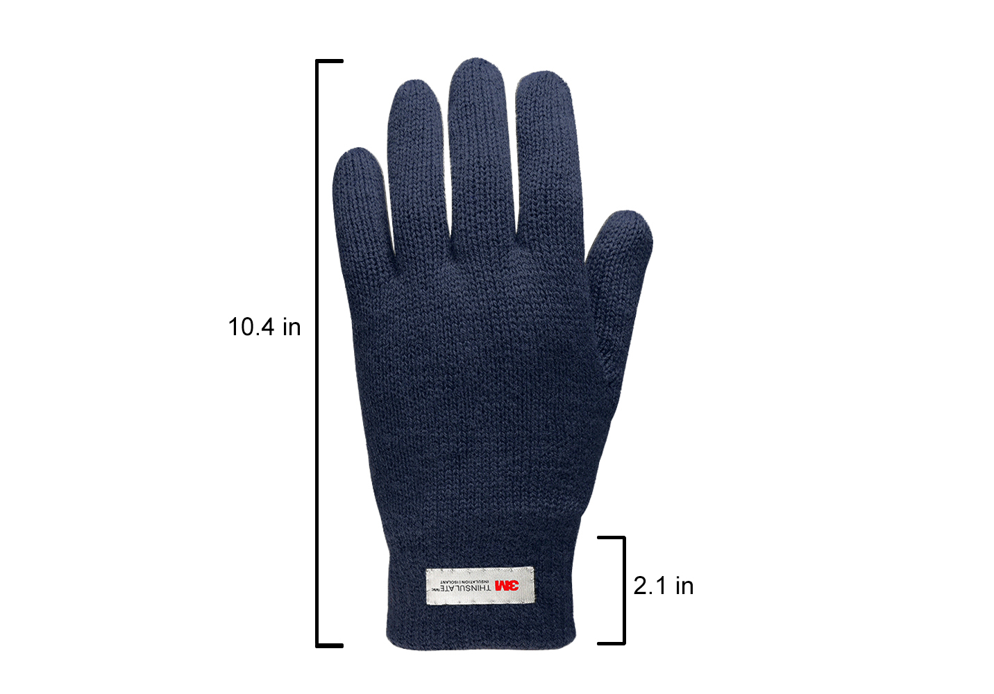 Double Layer 3M Thinsulate Thermal Insulated Lined Gloves/IWG-012-U