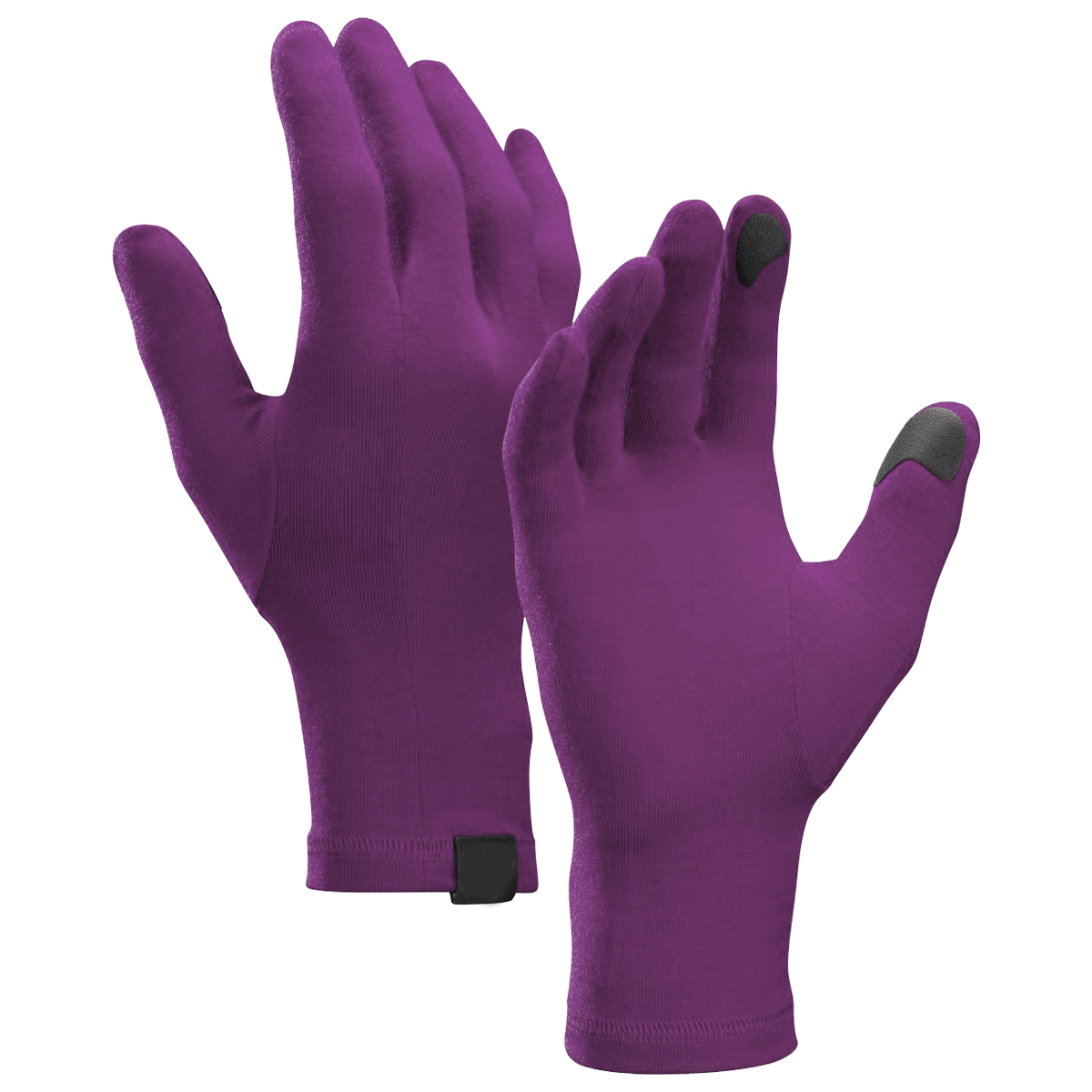 Wool Gloves with 2 Touch Screen Finger/MWG-003-P