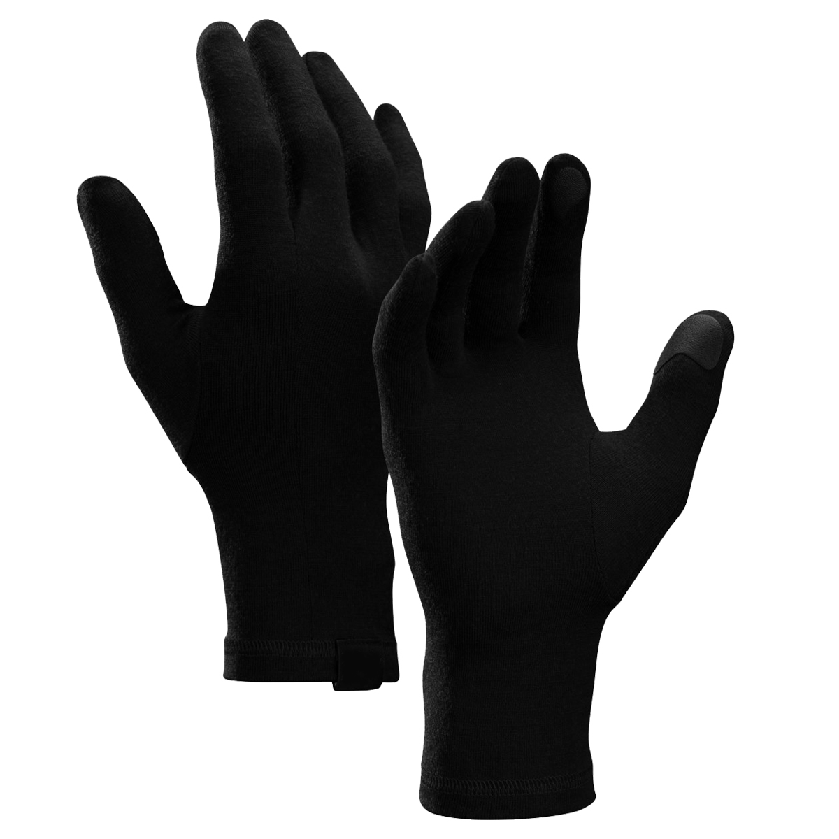 Wool Gloves with 2 Touch Screen Finger/MWG-003-A