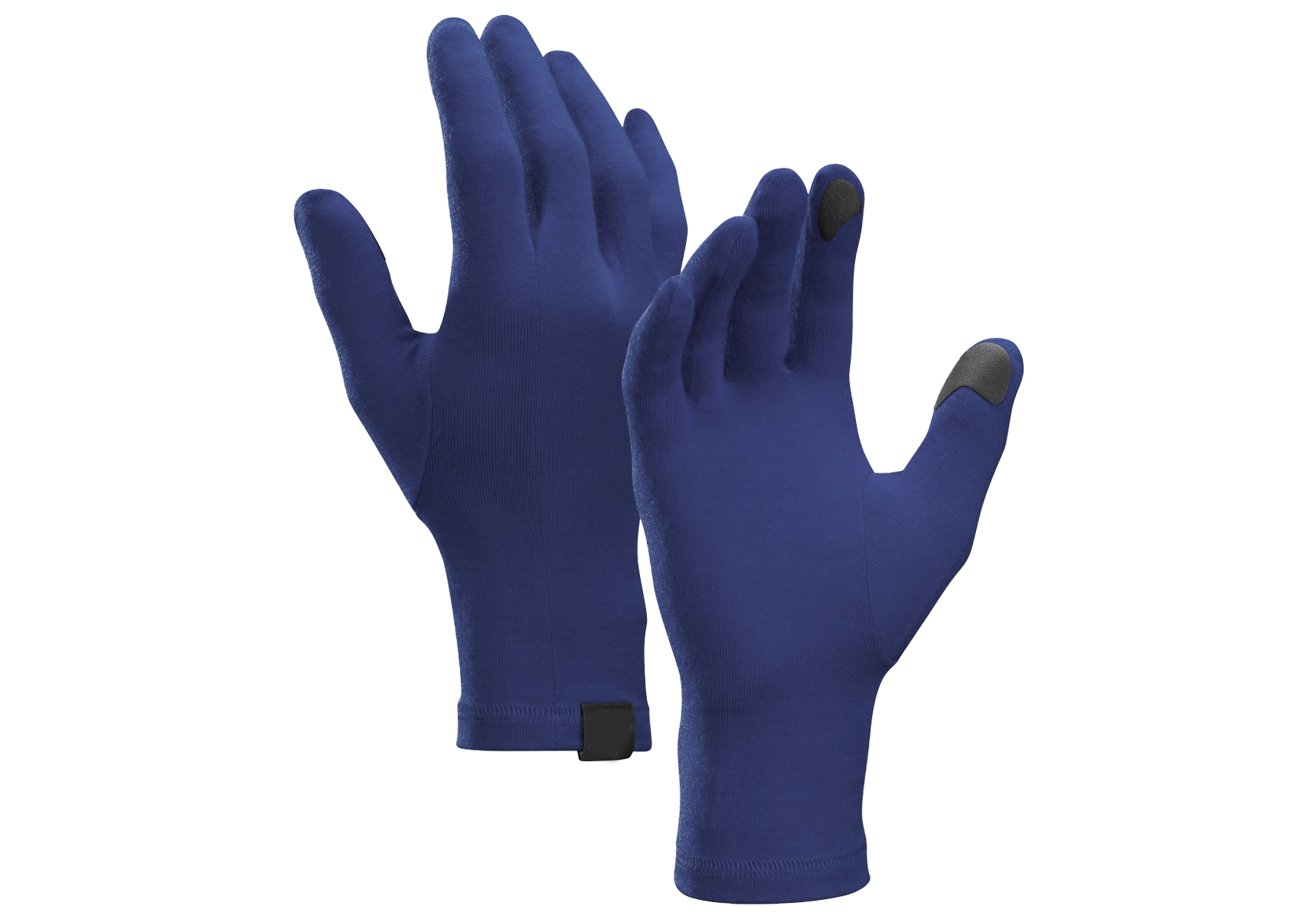 Wool Gloves with 2 Touch Screen Finger/MWG-003-B