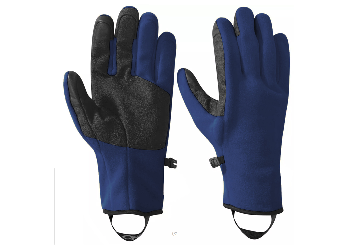 Polyester Gloves with PU on Palm/IWG-016