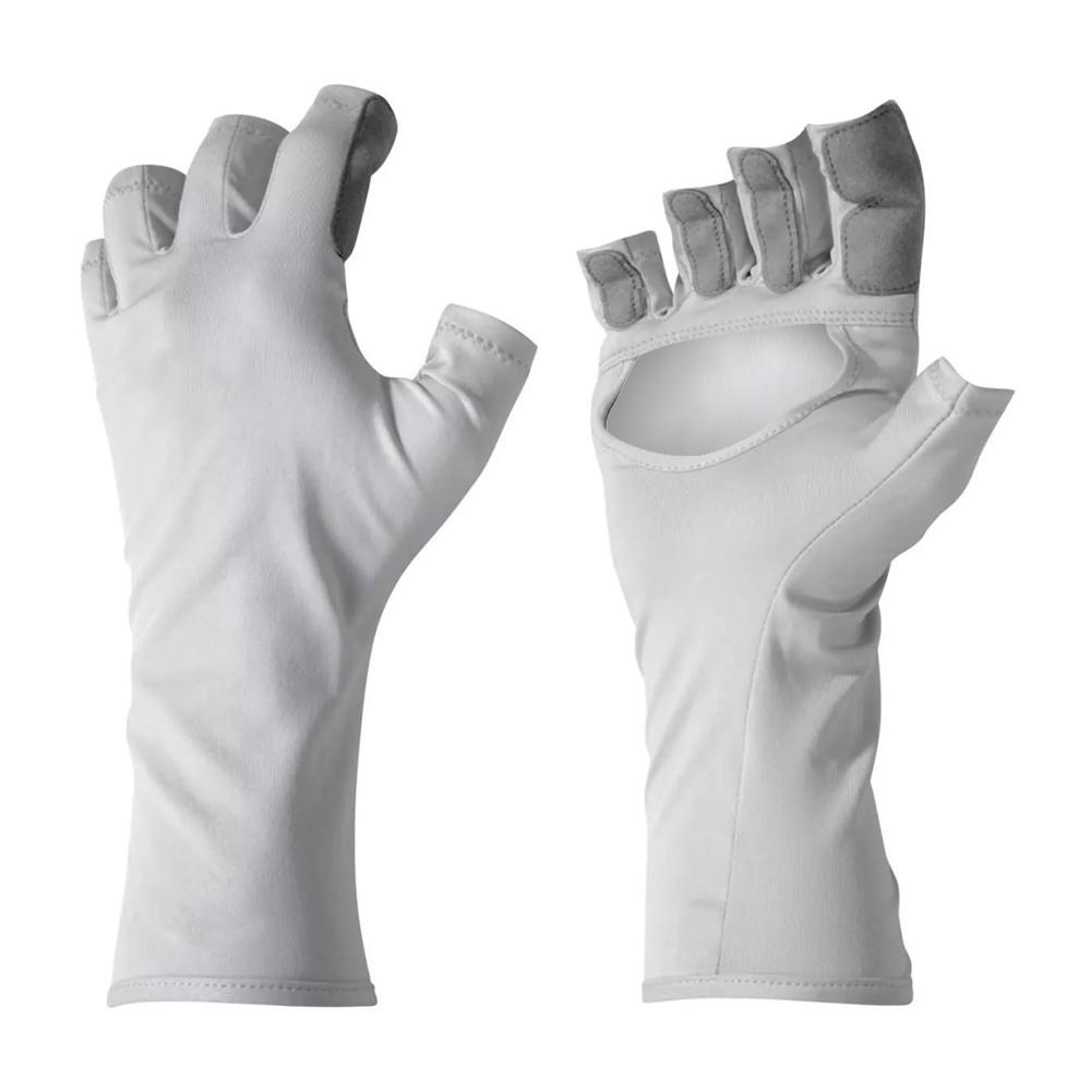Fingerless Nylon Gloves/IWG-017-W