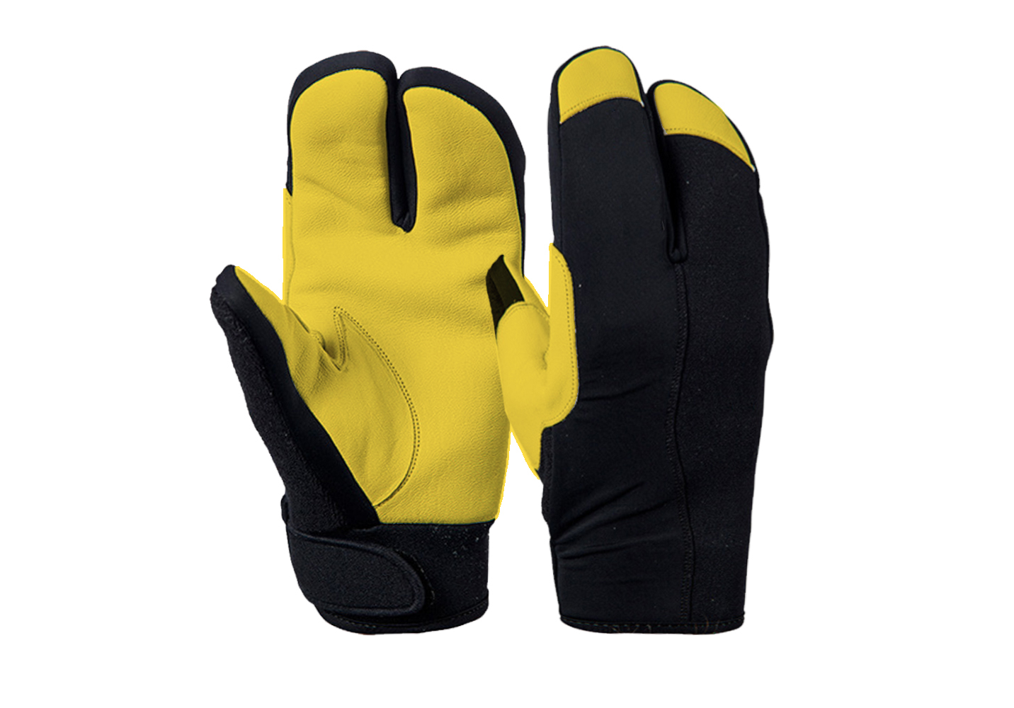 Goat Leather Micro-Fleece Glove/IWG-021