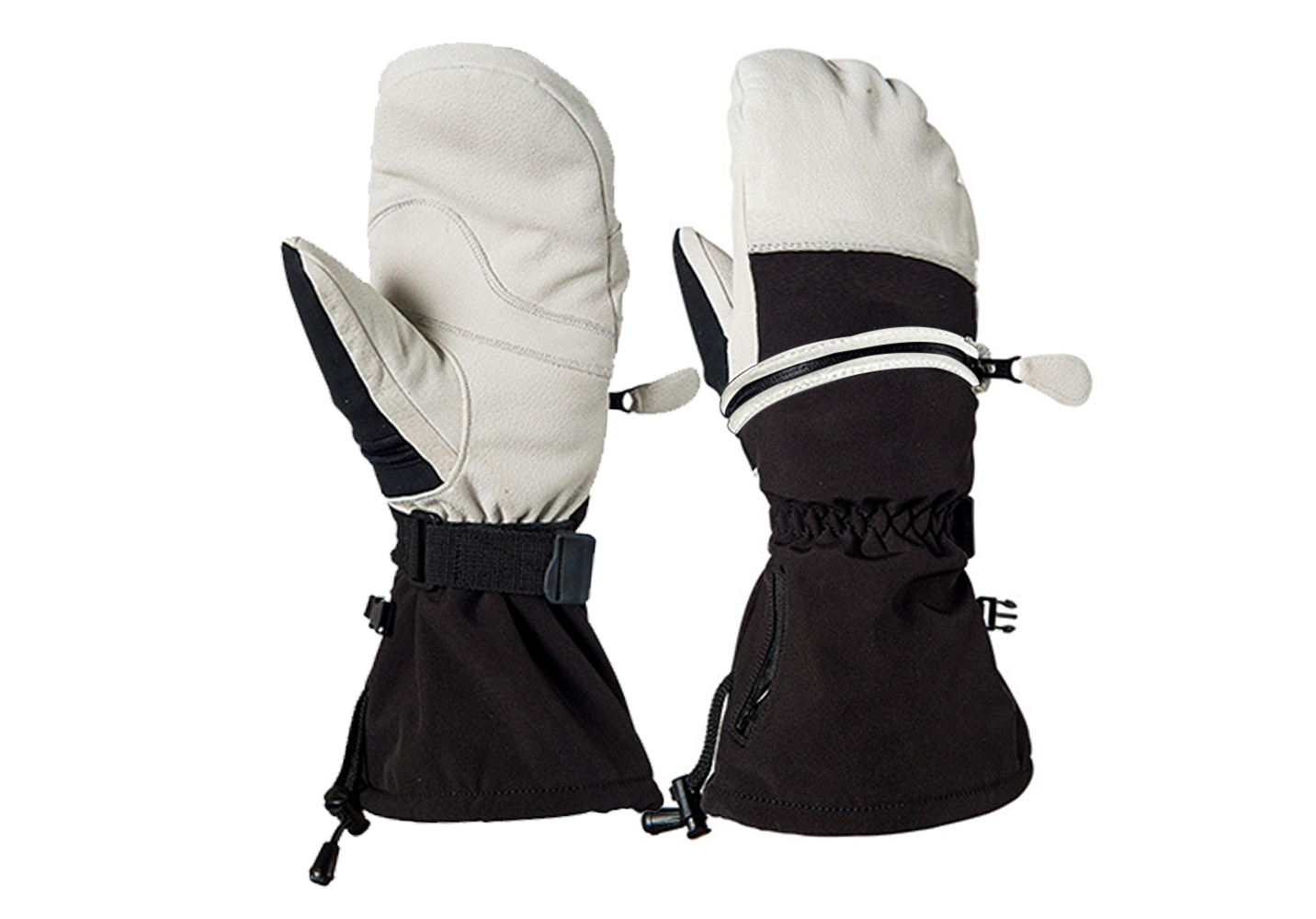 High Performance Buffalo Leather Mitt/IWG-024