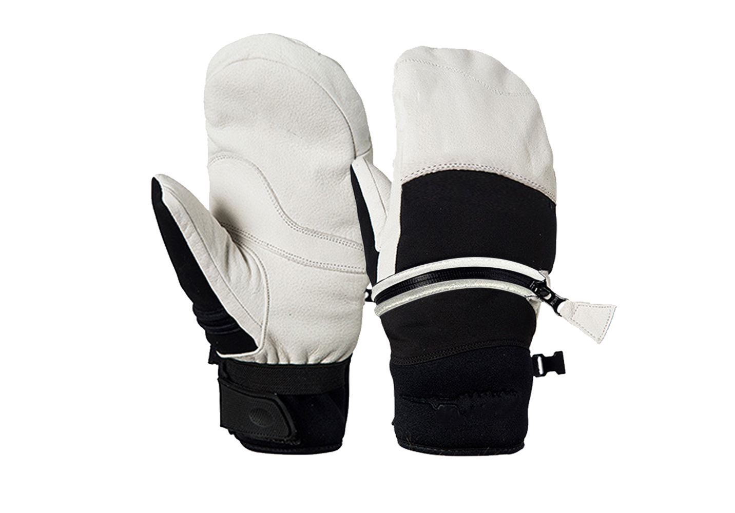 High Performance Buffalo Leather Mitt/IWG-025