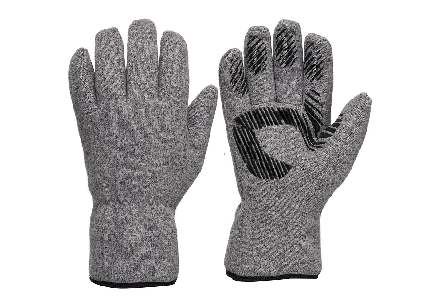 Polyester Fleece Modern-day Warmth Gloves/IWG-028