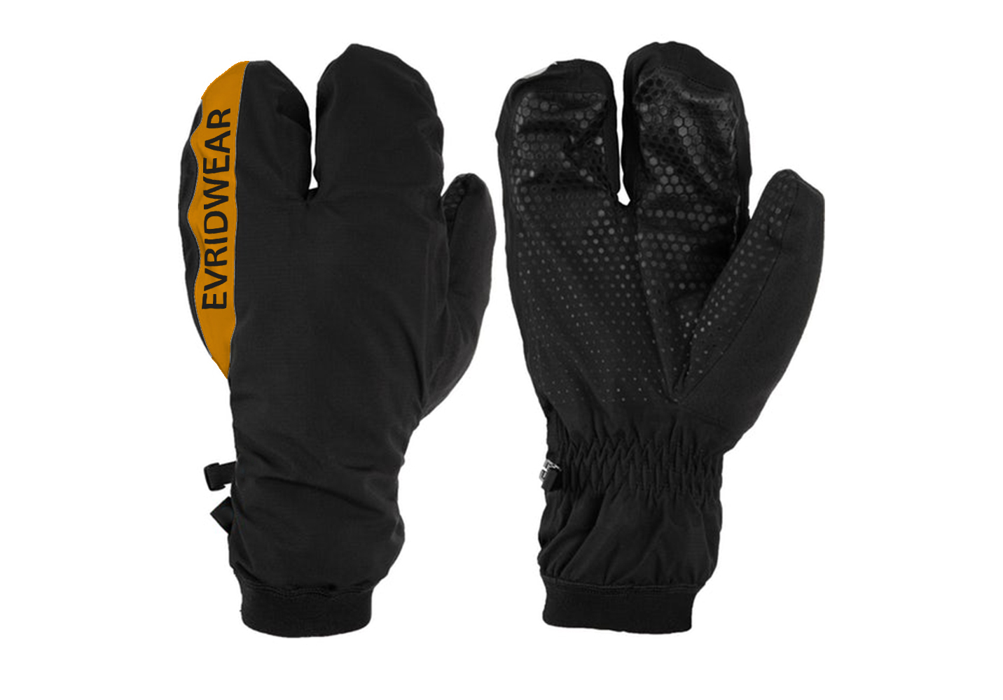 Fleece Waterproof Gloves/WPG-006