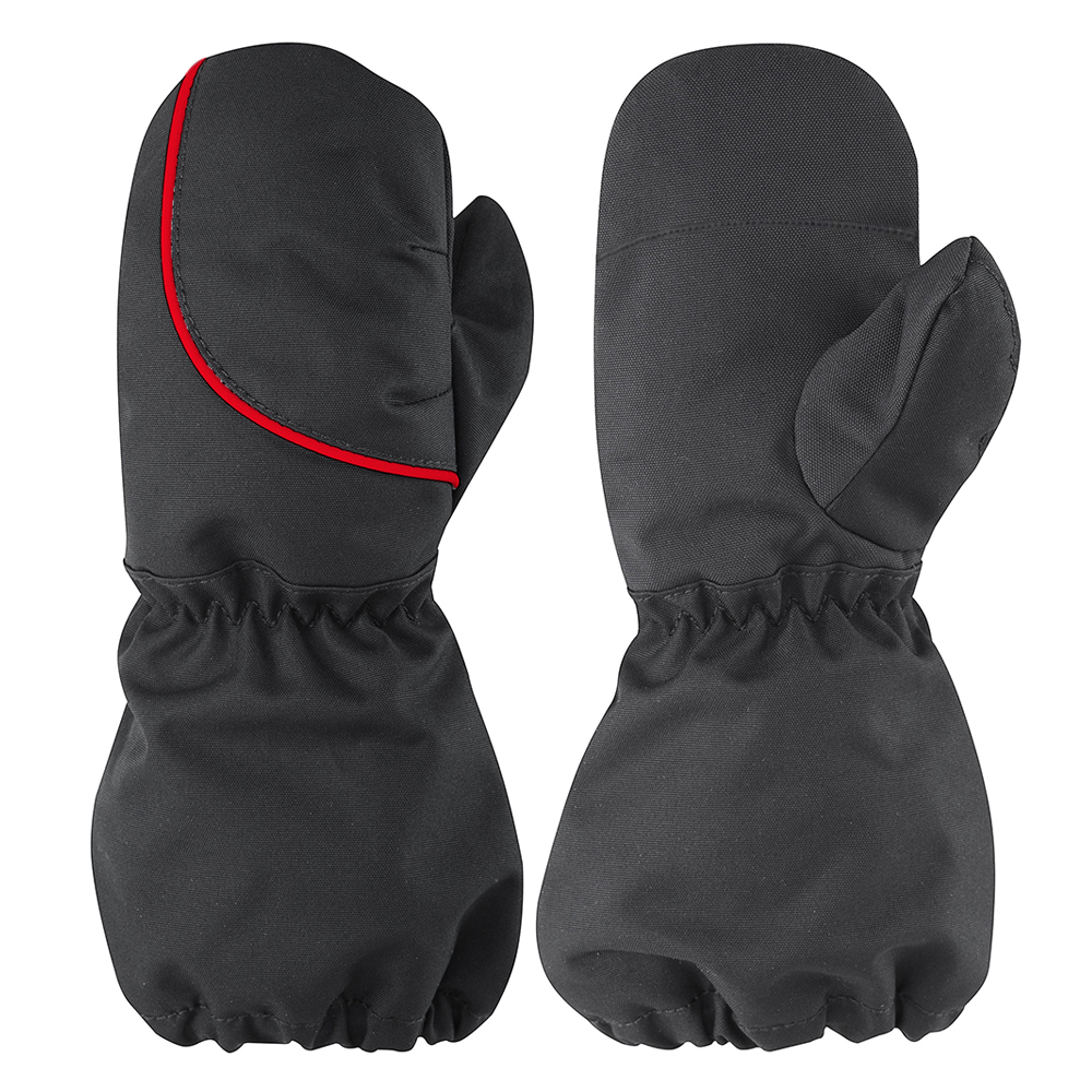 Double Layer Waterproof Glove with Insulated Lined/WPG-009-B