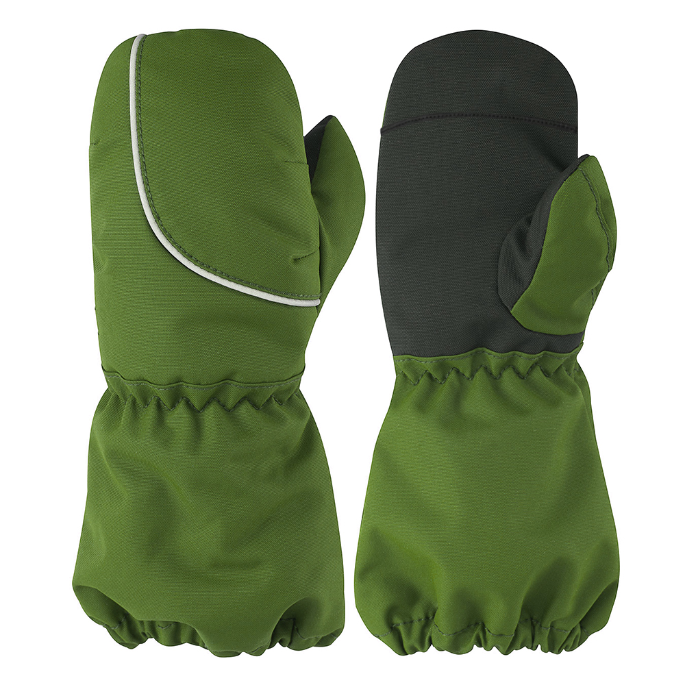 Double Layer Waterproof Glove with Insulated Lined/WPG-009-G