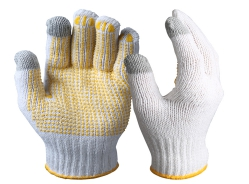 How Do Touch Screen Gloves Work?