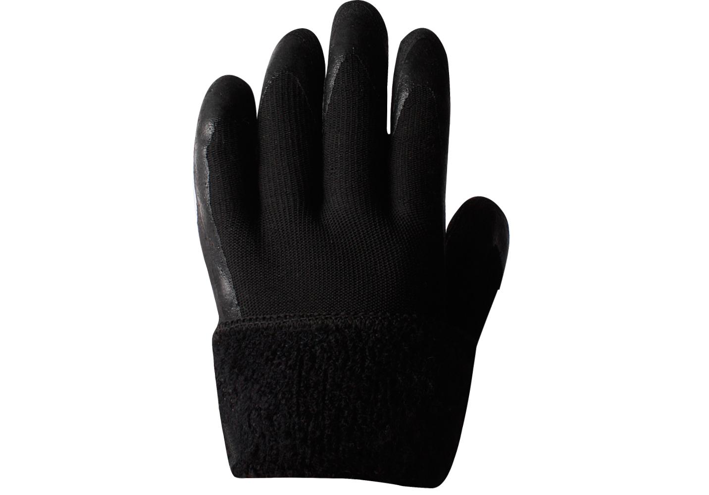 Latex Coated Acrylic Safety Work Gloves/LCG-012