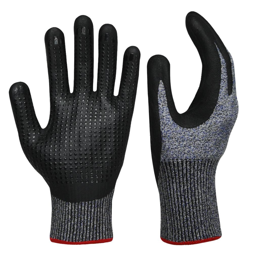 Nitrile Coated HPPE Gloves/NCG-034