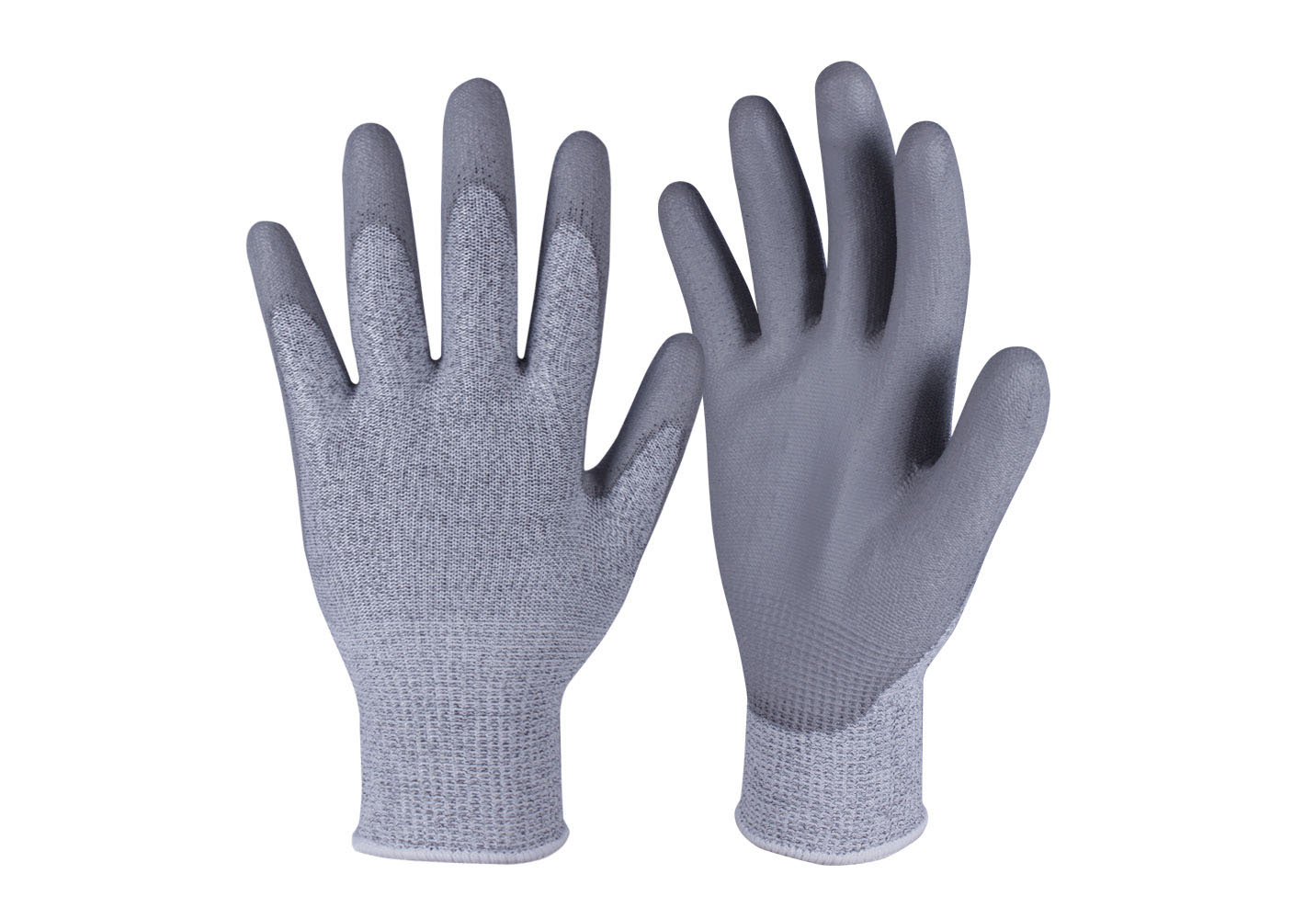 PU Dipped Cut Resistant Gloves/PCG-011