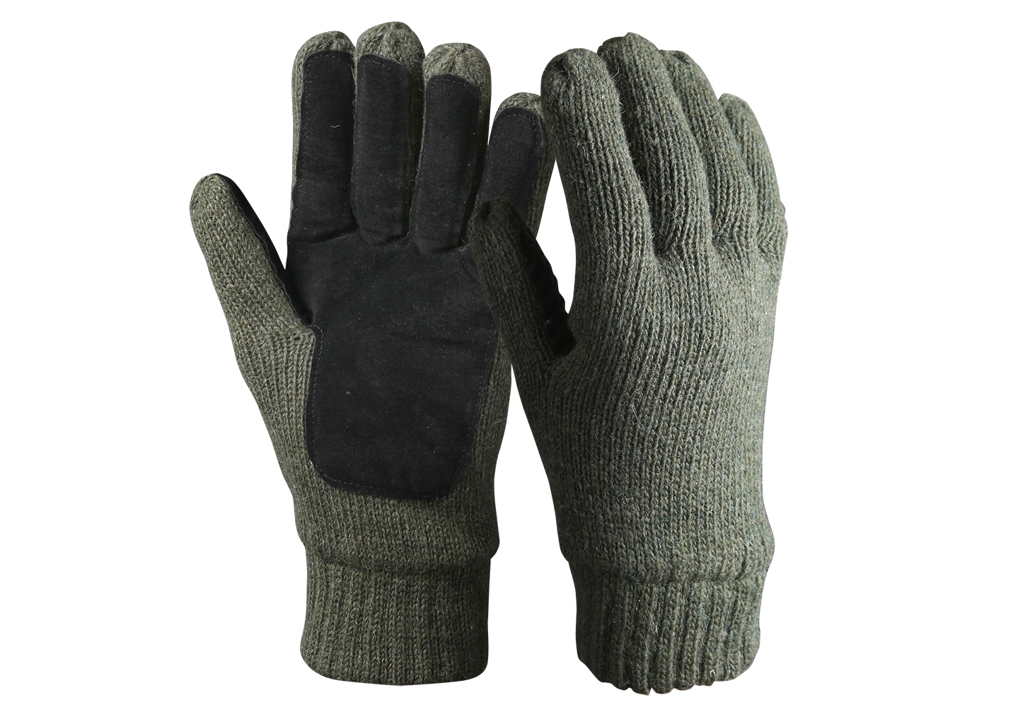 Ragg Wool Insulate Gloves/IWG-002-P