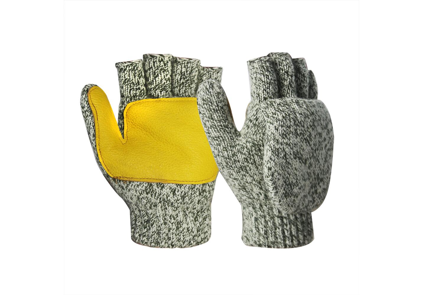 Ragg Wool Mitt/IWG-003-1