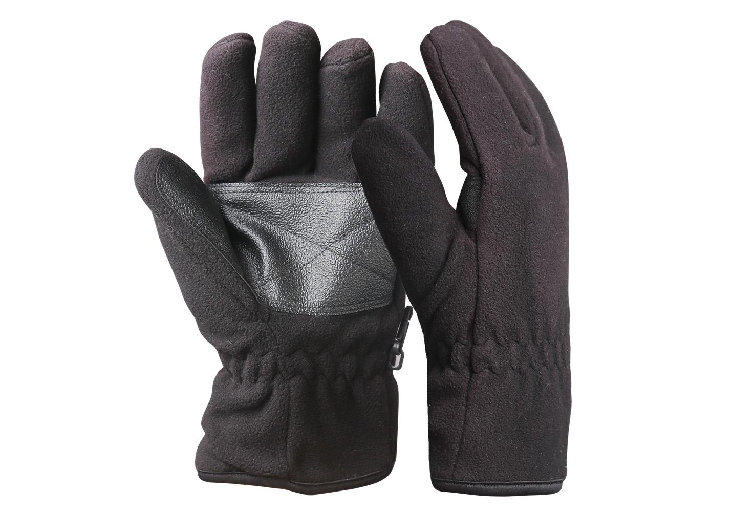Full Finger Fleece Safety Work Gloves/WKR-001-B