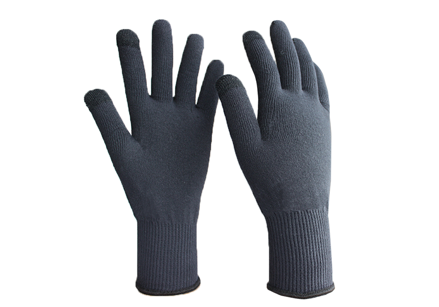 13G Thermolite Yarn Touch Screen Glove/MWG-002-Touch