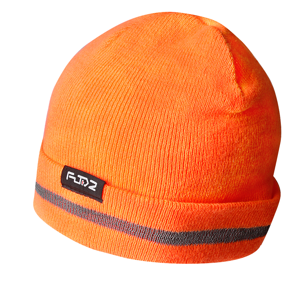 Double Layer Reflective Beanie/RTB-004
