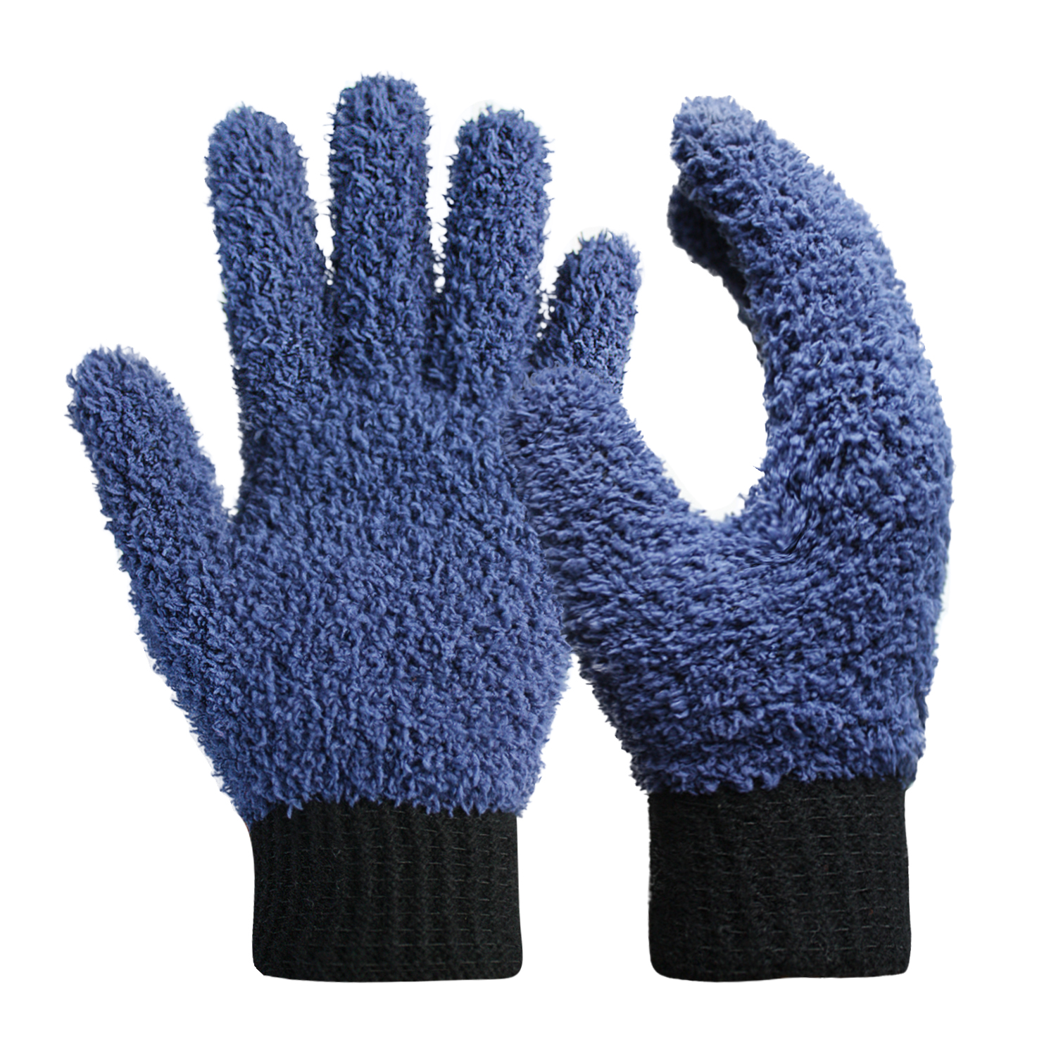 Microfiber Dusting Cleaning Gloves for House Cleaning/MDC-001-N