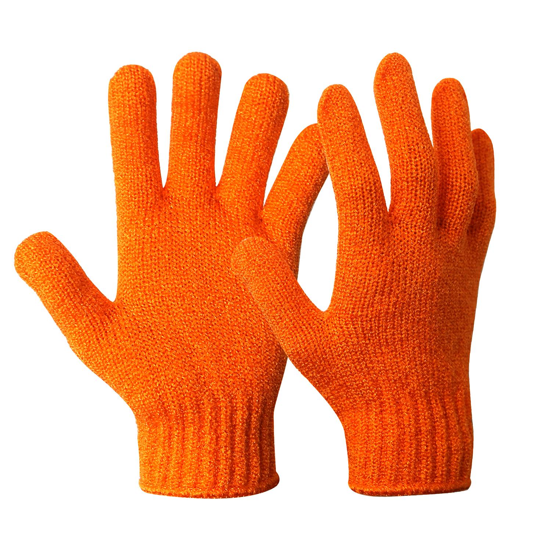 Nylon Spa Gloves/NSG-001-O