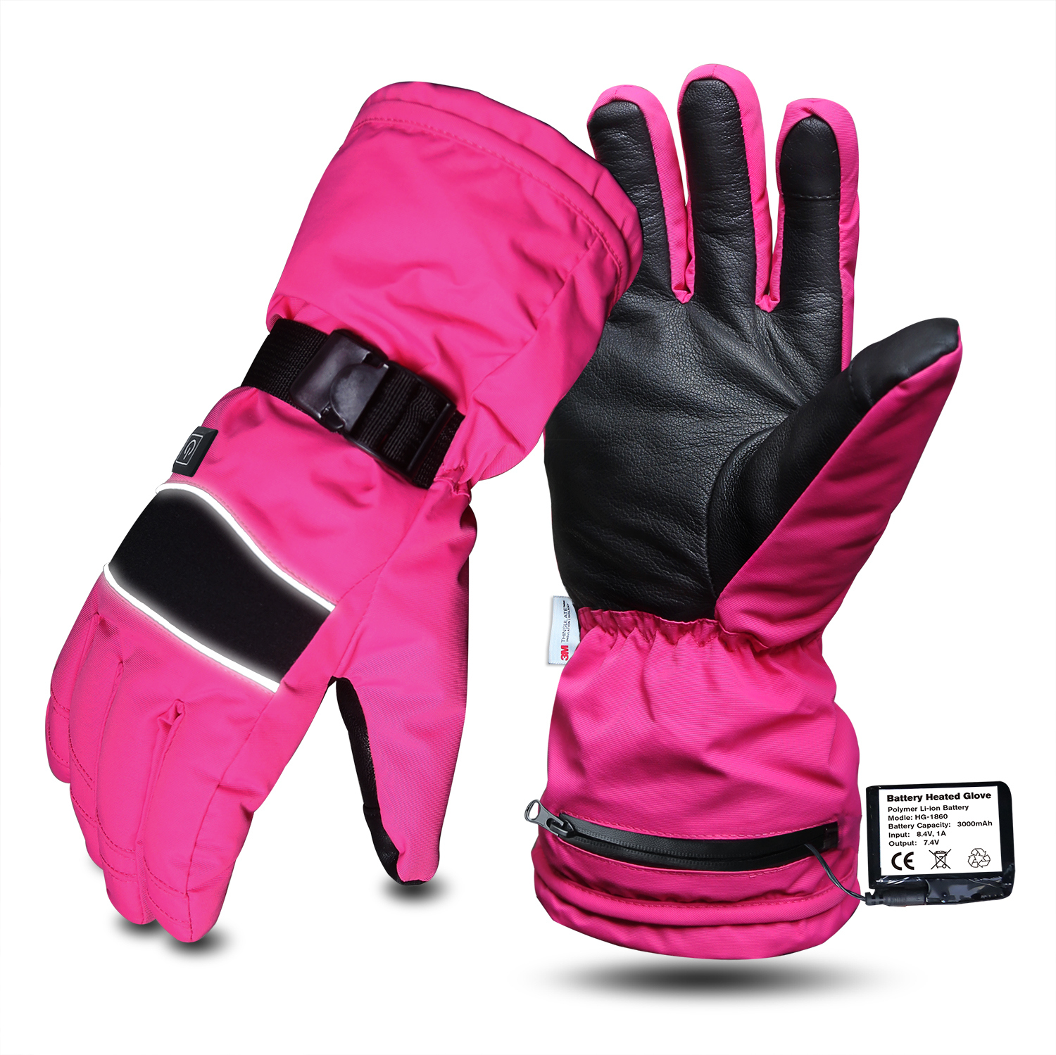 Motorcycle Glove Heating/EHG-004