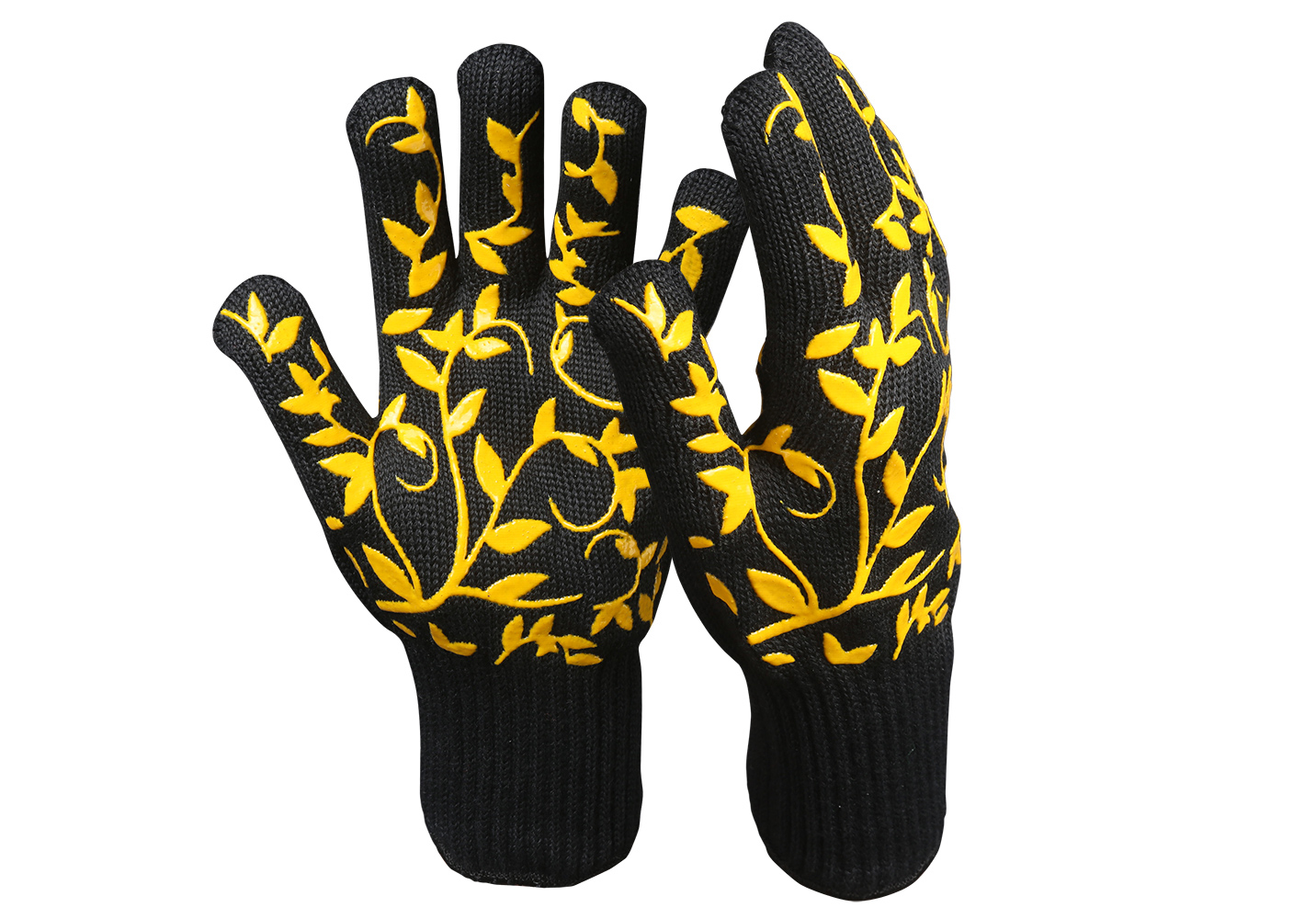 Indoors or Outdoors BBQ Gloves/HRG-003-Y