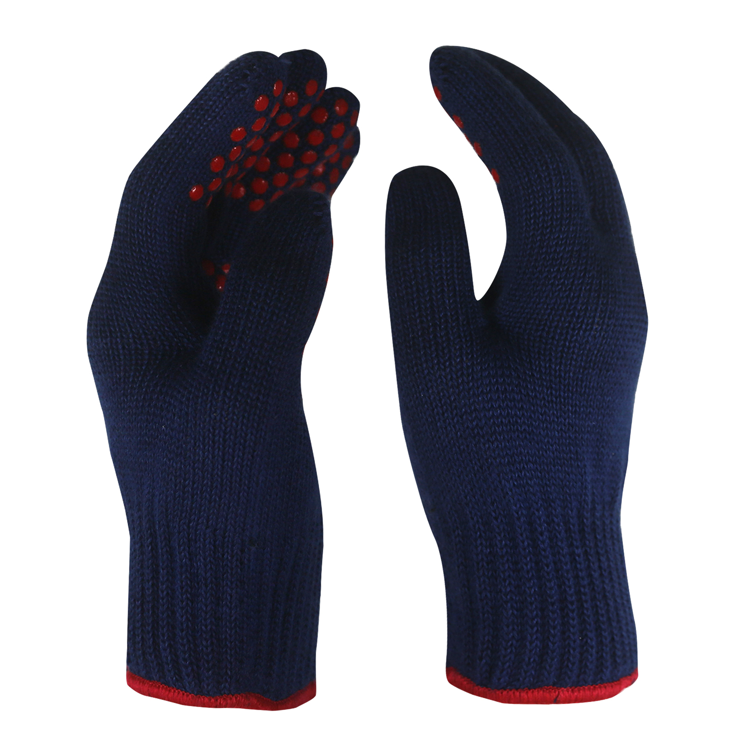 BBQ Gloves for Men, Women with Silicone on Palm/HRG-006