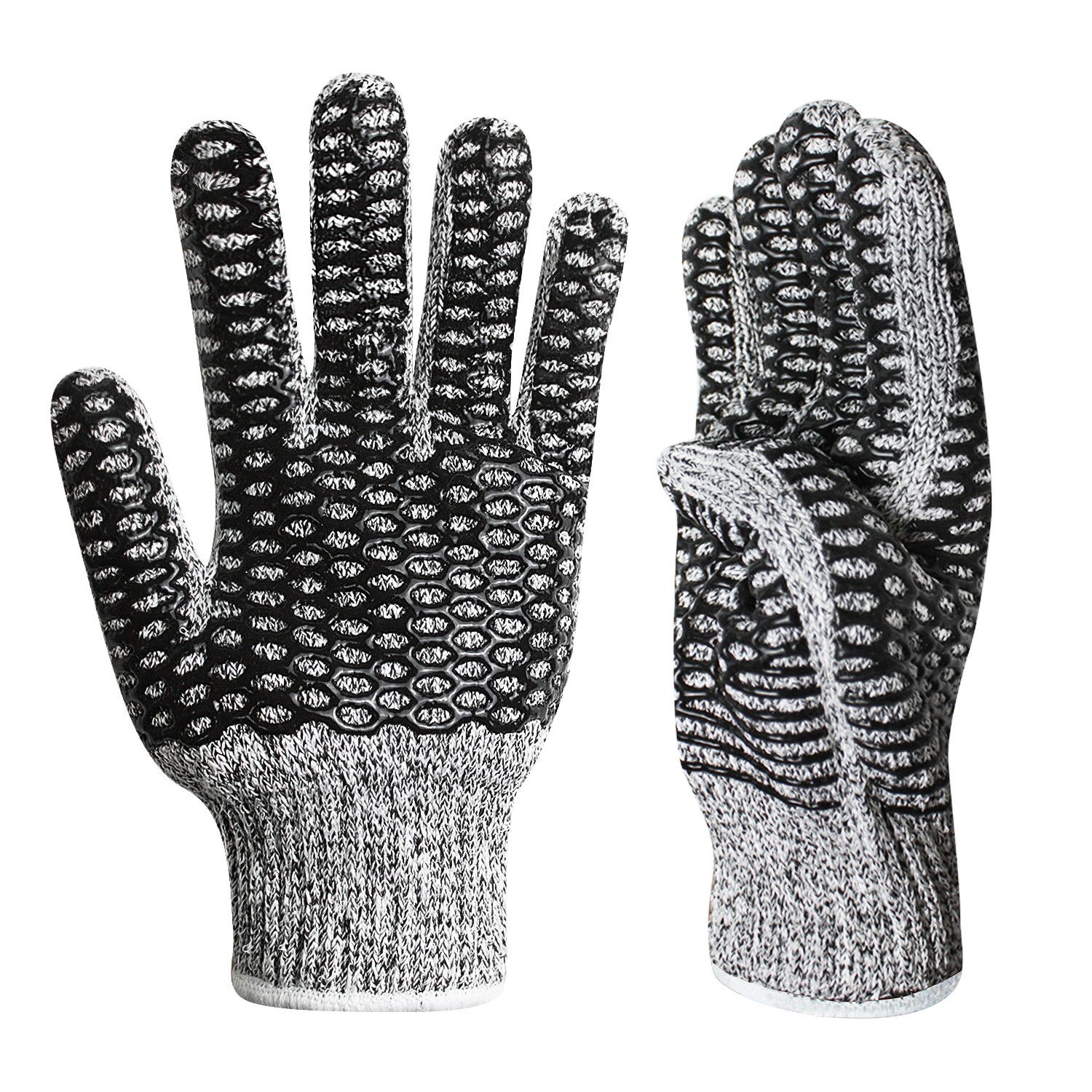 Double Layer Cut Resistant Gloves for Freezer/CRG-016