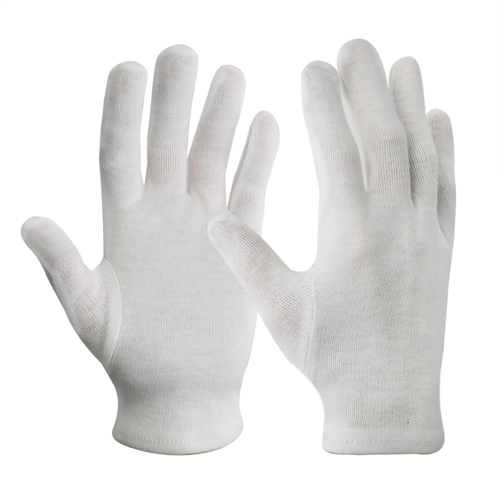 100% Cotton Blend Knitted Touch Screen Gloves/CKG-002