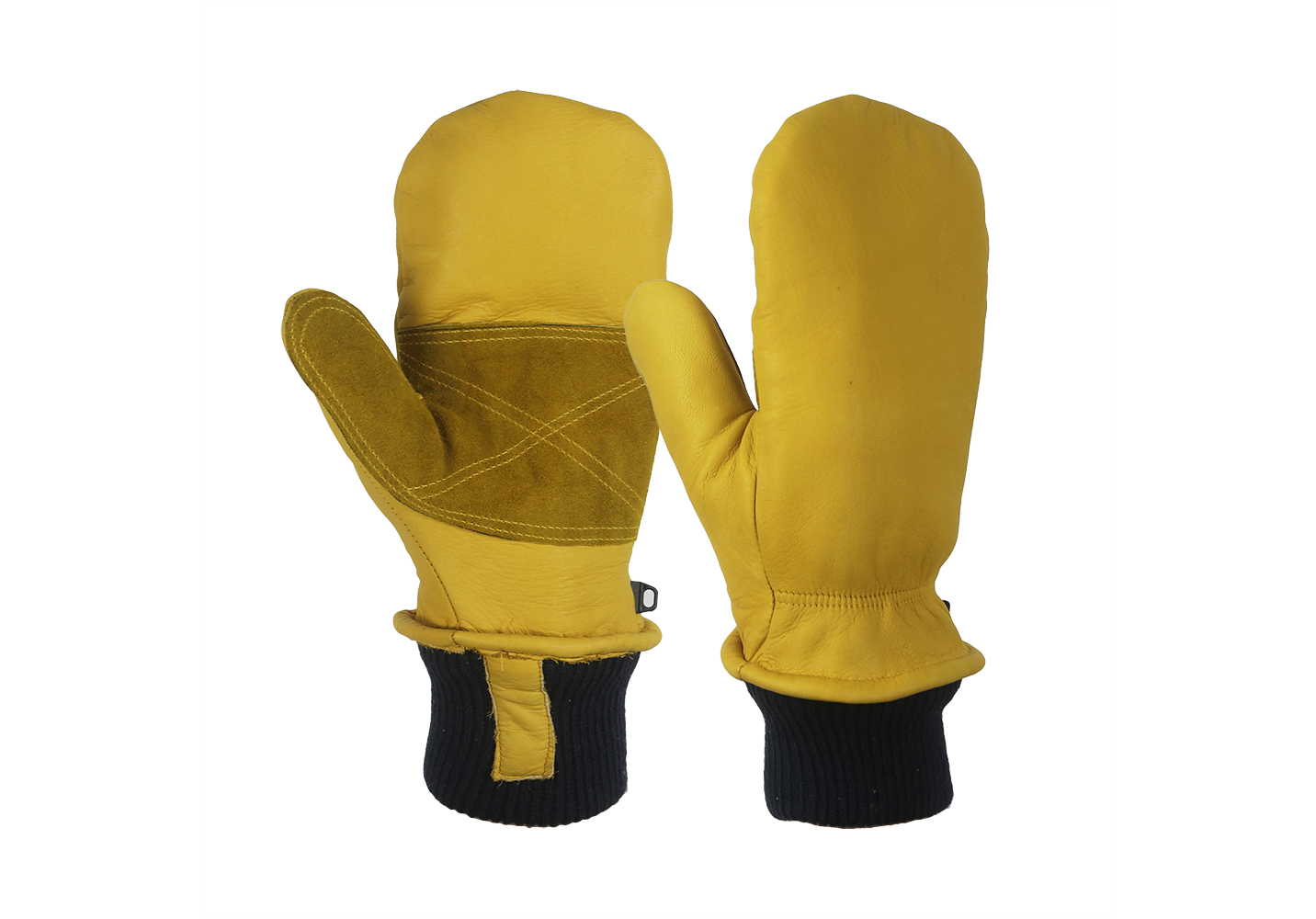 Water Resistant Cow Full Grain Leather Gloves/CLG-010