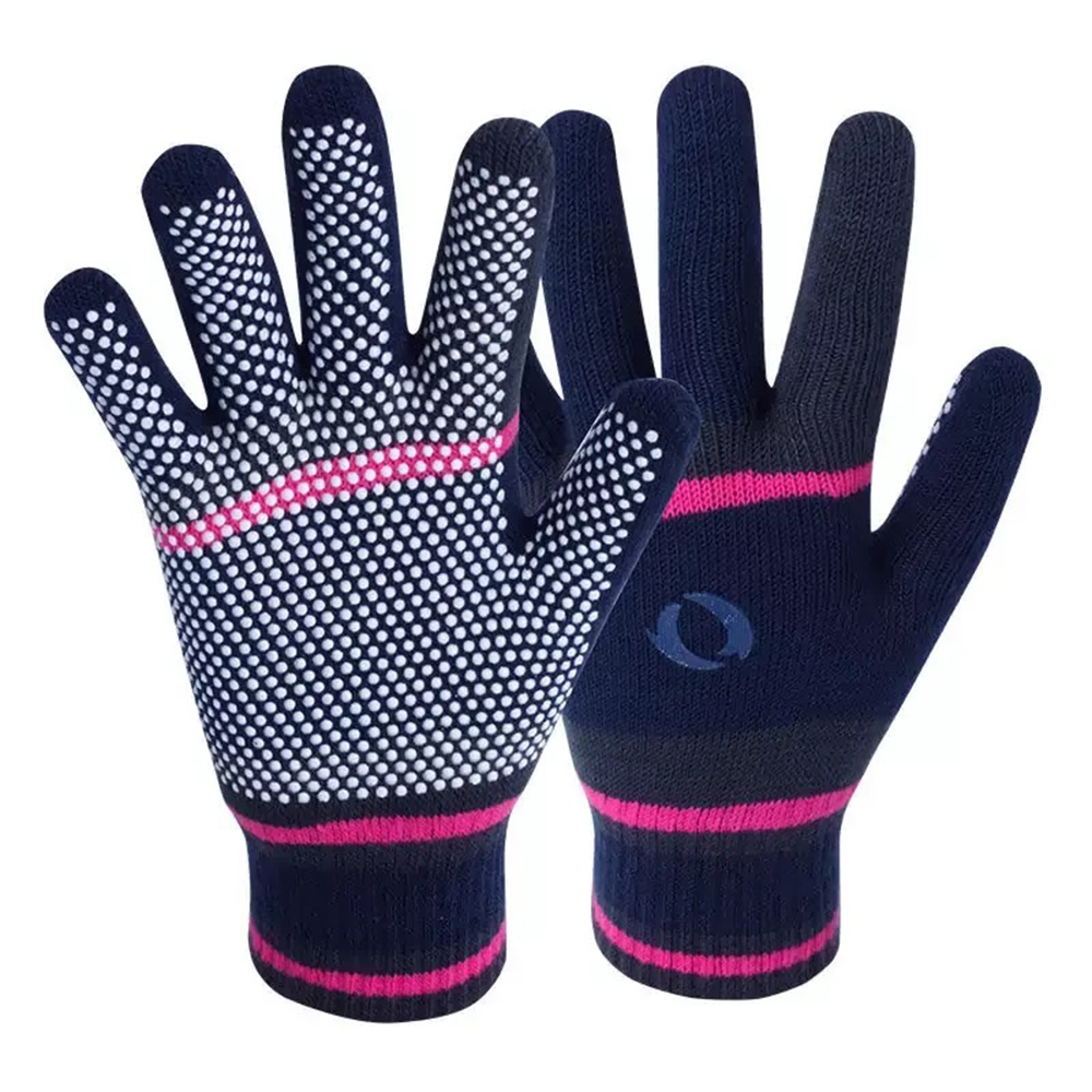 Pvc on plam Comfortable Magic Gloves for Outdoor